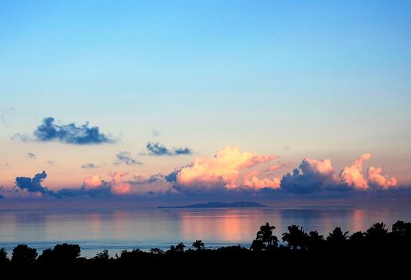 綠島的晨曦