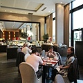 101/9/23 Hilton Hotel Evian Les Bains 早餐
