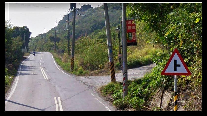 水庫路→小崗山觀景台