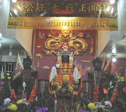 艋舺 龍津宮 順正府大王公.jpg
