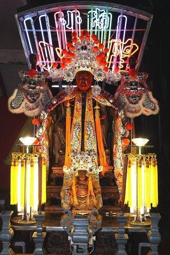 3小南門城隍廟 小城隍 朱一貴(圖片摘自台灣廟會風).jpg