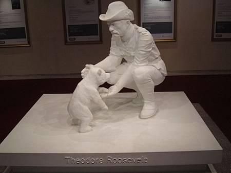 泰迪熊博物館展