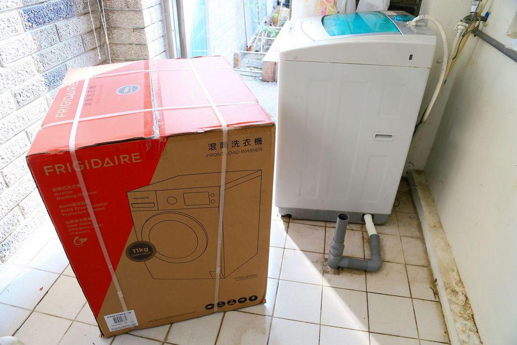 富及第FRIGIDAIRE滾筒洗衣機