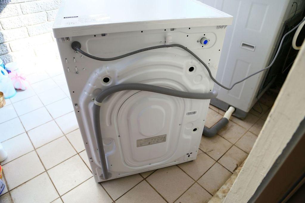 洗衣機怎麼安裝