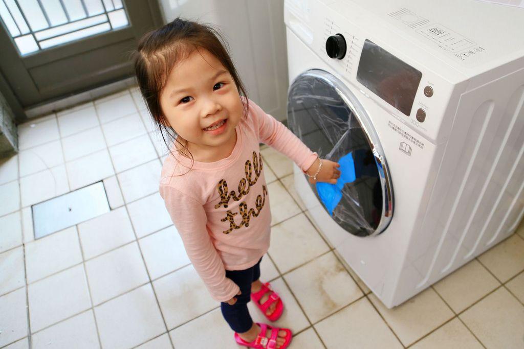 富及第FRIGIDAIRE變頻洗脫烘滾筒洗衣機