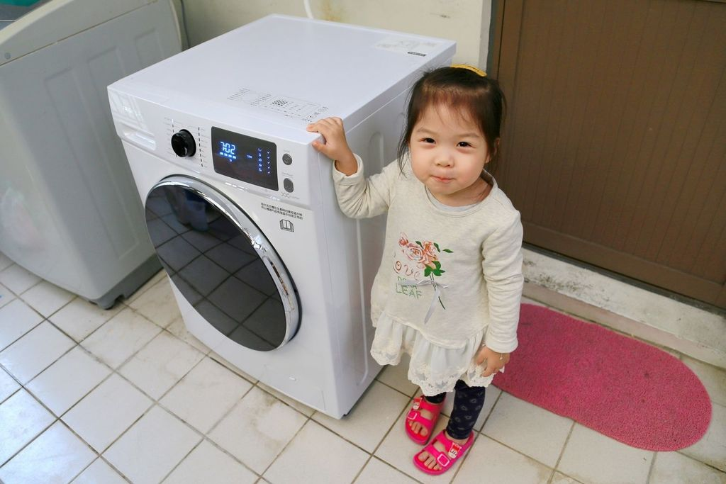 富及第FRIGIDAIRE洗衣機