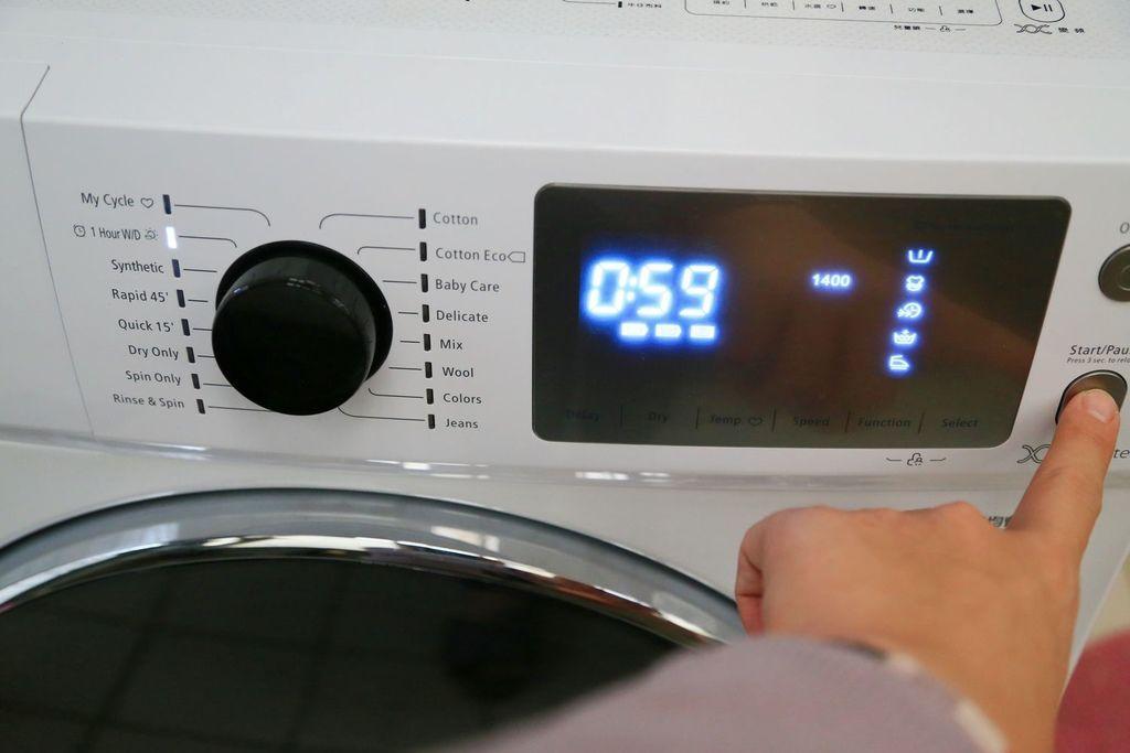 一小時洗脫烘