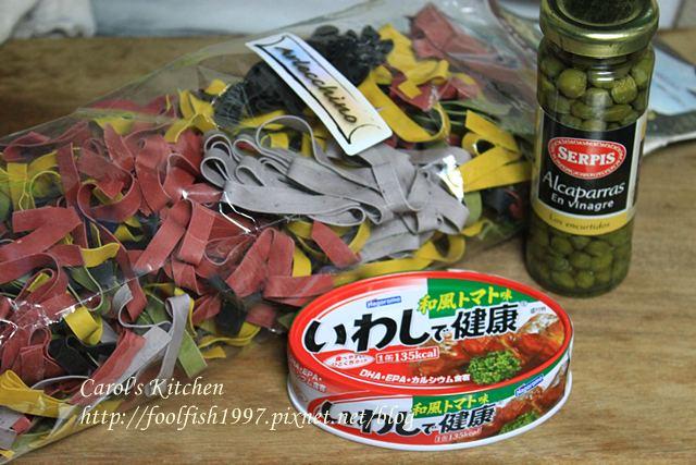 沙丁魚義大利麵 02.JPG