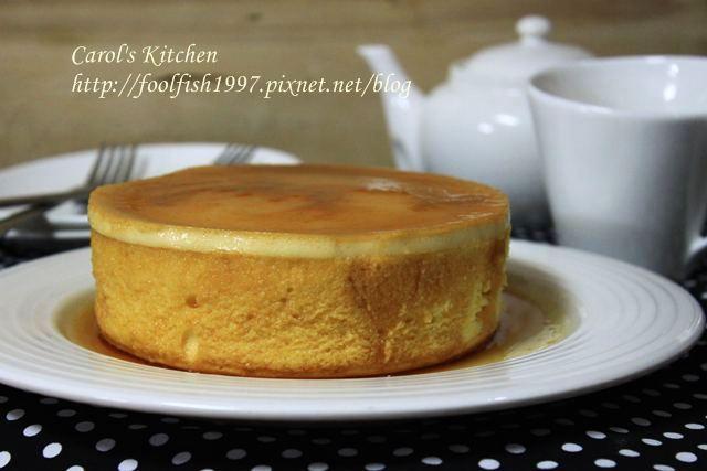 焦糖布丁蛋糕 04.JPG