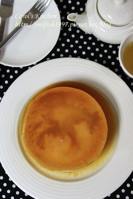 焦糖布丁蛋糕 05.JPG
