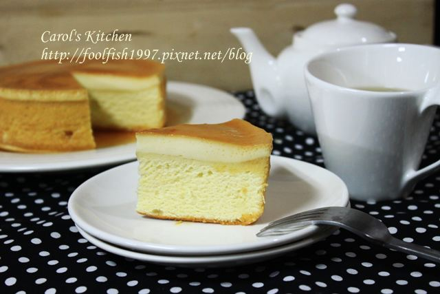 焦糖布丁蛋糕 08.JPG