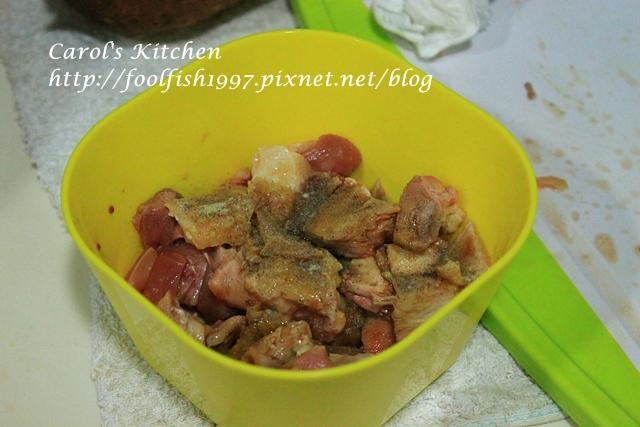 菇菇雞肉雜炊飯IMG_9816