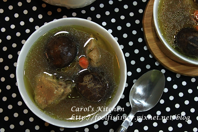 香菇雞湯IMG_2087
