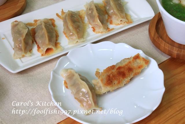 泡菜煎餃IMG_1278