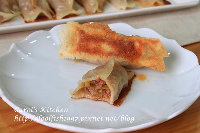 泡菜煎餃IMG_1244