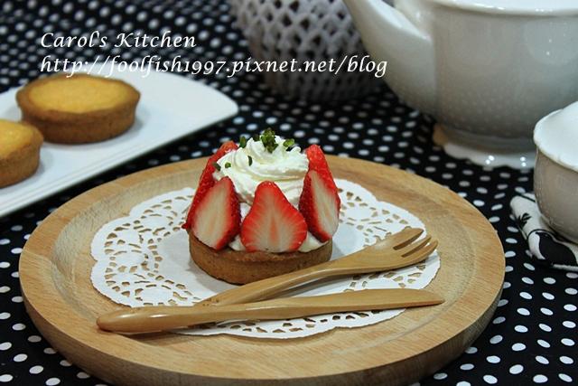 法式草莓塔IMG_2721