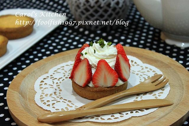 法式草莓塔IMG_2719