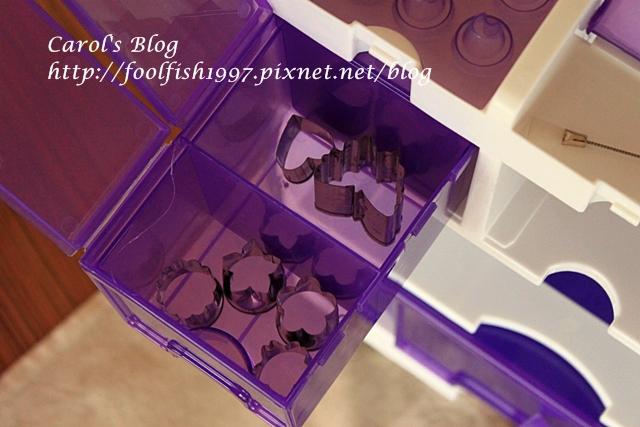 蛋糕裝飾收納箱IMG_3142