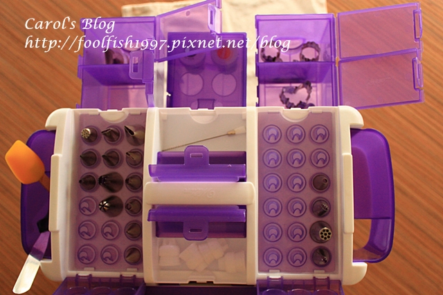 蛋糕裝飾收納箱IMG_3179
