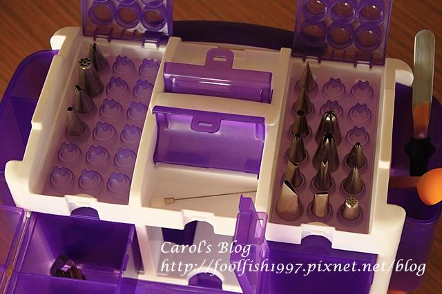蛋糕裝飾收納箱IMG_3171