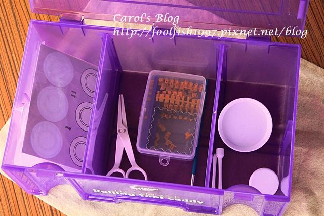 蛋糕裝飾收納箱IMG_3190
