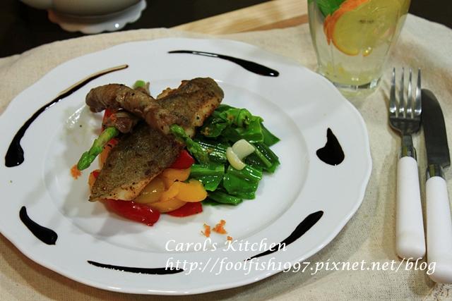 迷迭香煎鱈魚IMG_3728