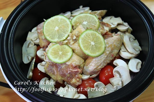 香檸燉雞IMG_3865