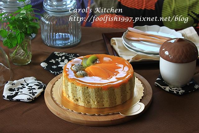 芒果慕斯蛋糕IMG_4089