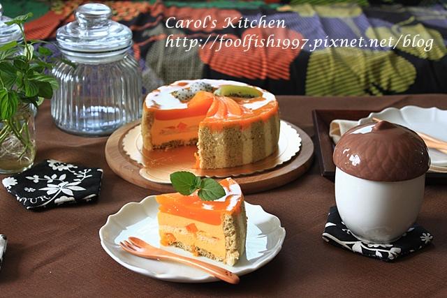 芒果慕斯蛋糕IMG_4101