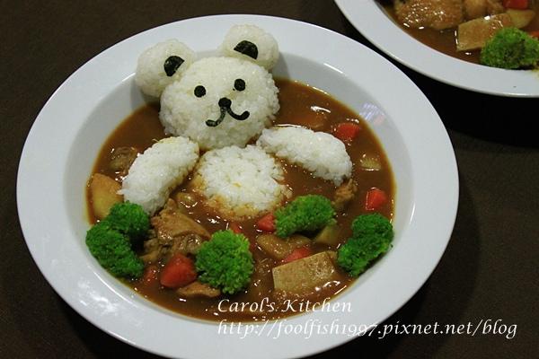 南瓜雞肉咖哩IMG_4163