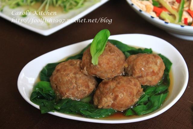 瓜仔肉丸子IMG_2381