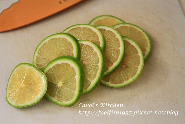 蜂蜜漬檸檬IMG_3030
