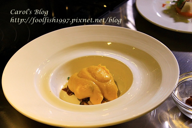 禾法頌米其林聖誕餐IMG_5028