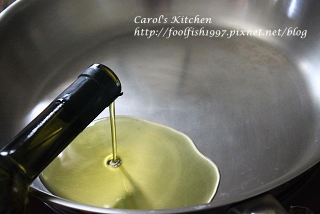 橄欖油清炒辣味野菇義大利麵IMG_4553