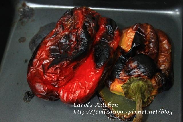 橄欖油漬烤甜椒IMG_4531