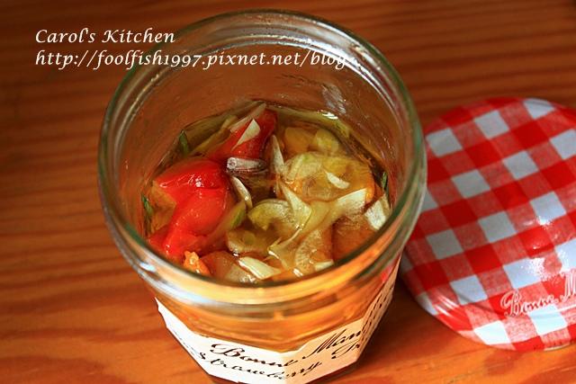橄欖油漬烤甜椒IMG_4562