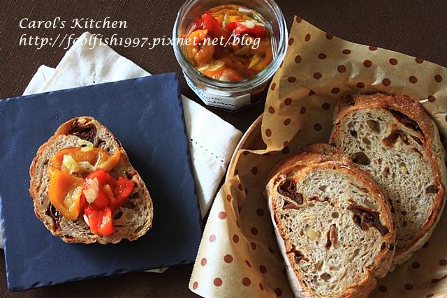 橄欖油漬烤甜椒IMG_4597