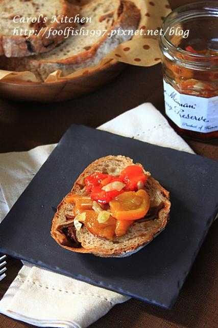 橄欖油漬烤甜椒IMG_4620