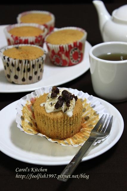 蜂蜜紅豆海綿蛋糕 08.JPG
