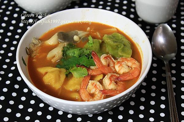 泰式雙色麵疙瘩酸辣湯 06.JPG