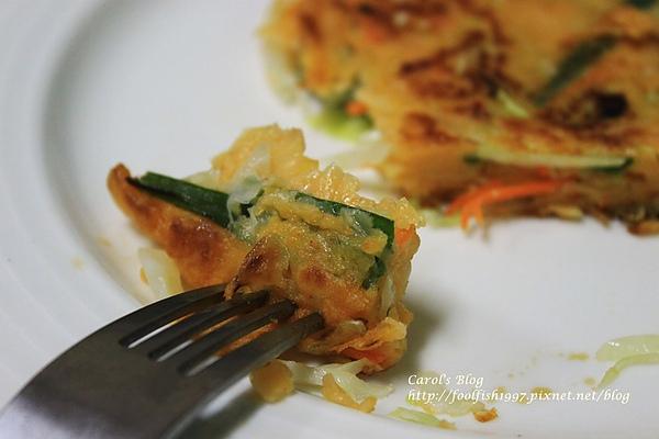 韓式蔬菜煎餅 07.JPG
