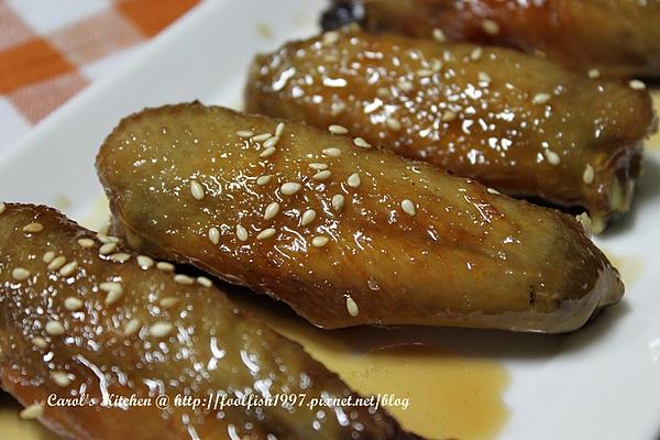 蜜汁雞翅 01.JPG