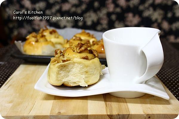 肉桂蜂蜜核桃麵包 01.JPG