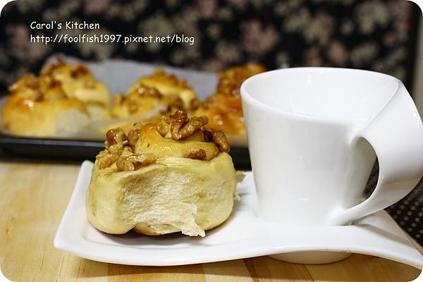 肉桂蜂蜜核桃麵包 10.JPG