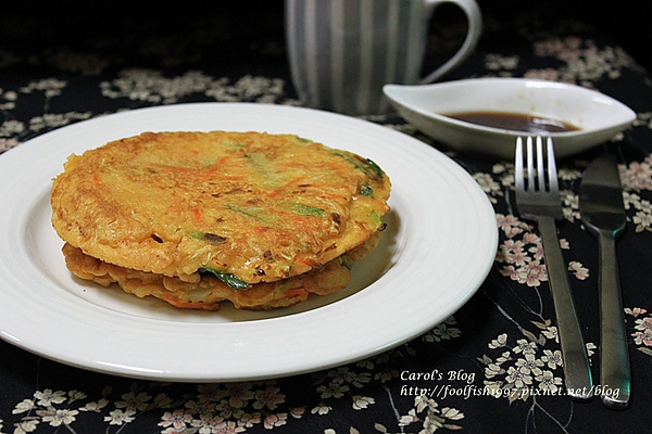 韓式蔬菜煎餅 01.JPG