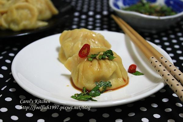 胡蘿蔔韭黃豬肉水餃 08.JPG