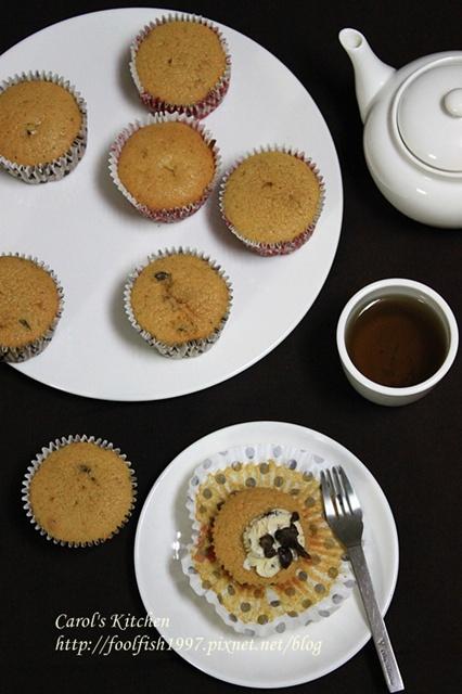 蜂蜜紅豆海綿蛋糕 06.JPG