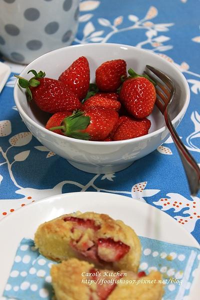 杏仁奶油草莓塔 05.JPG