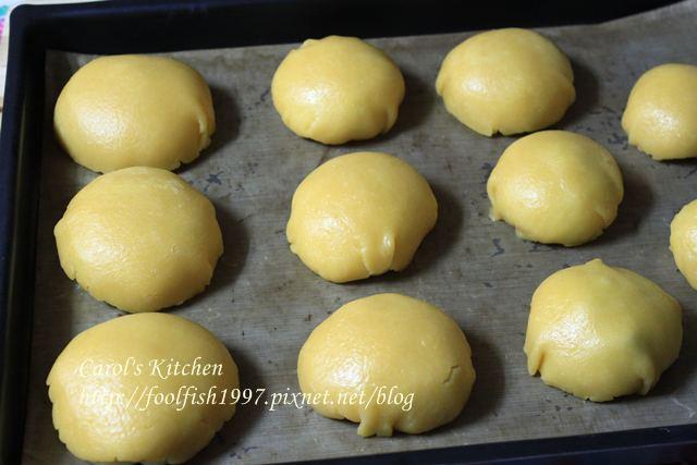 焗烤菠蘿叉燒包 09.JPG