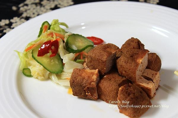 臭豆腐+台式泡菜 05.JPG